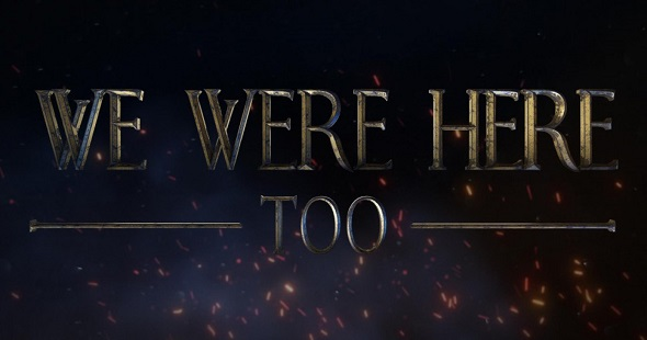 We Were Here Too - logo