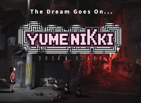 YUMENIKKI – DREAM DIARY-  – Explore the different dream worlds