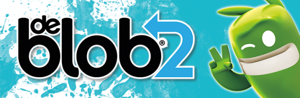 de Blob 2 puts some color in your console