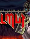 Hellmut: The Badass from Hell, kicking demon ass