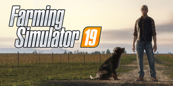 Farming Simulator 19 – meet the animals