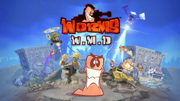 Worms W.M.D releases update for Nintendo Switch