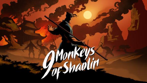 9 Monkeys of Shaolin announcement trailer revealed