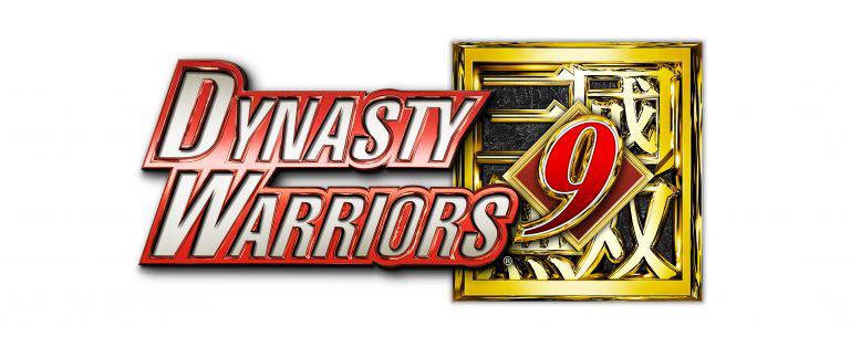 Dynasty warriors 9 logo flat