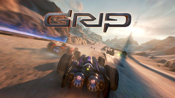 GRIP turns racing upside down