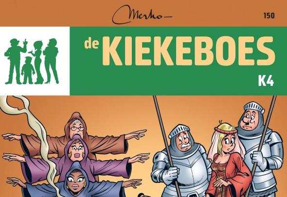 Kiekeboes #150 K4 Banner