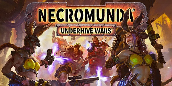 Necromunda: Underhive Wars – Trailer released!