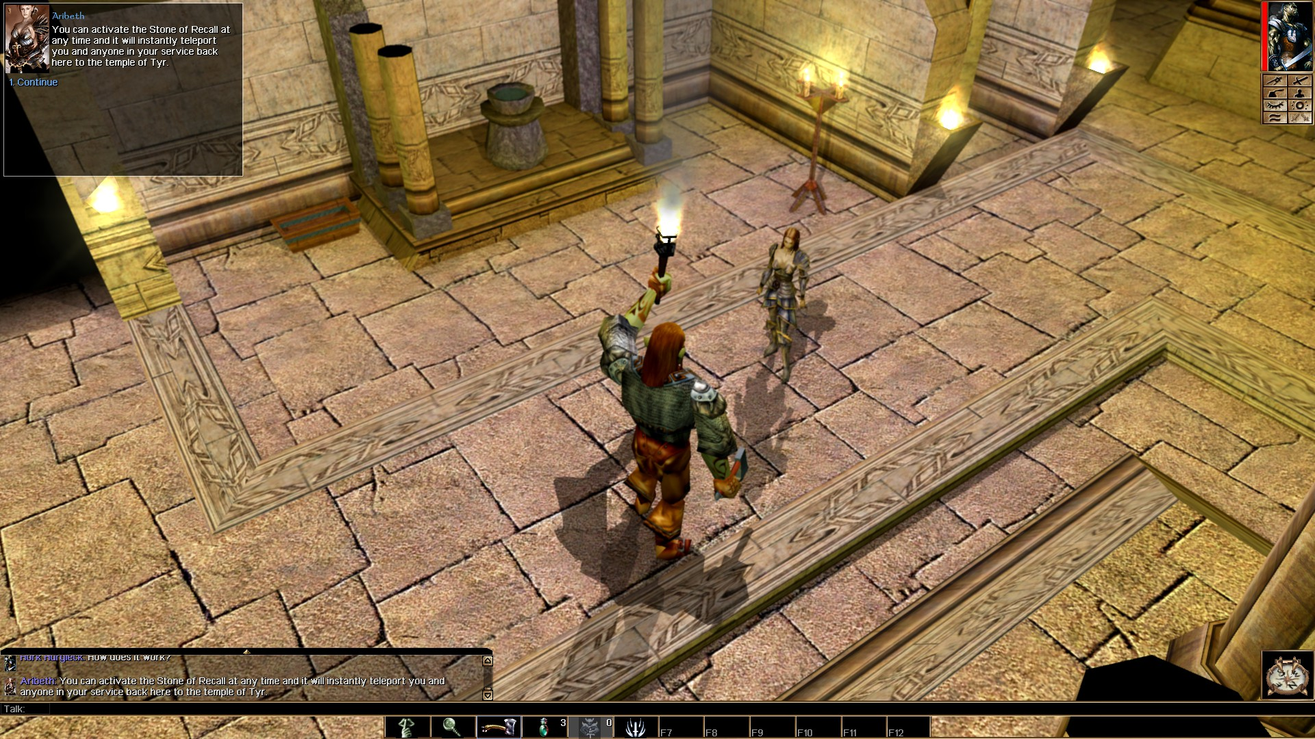 neverwinter nights 2 enhanced edition gameplay