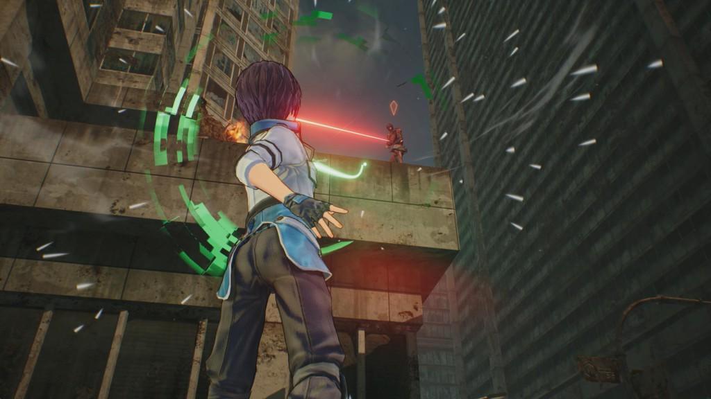 Sword Art Online Fatal Bullet 5