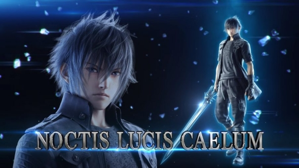 Tekken 7: play as Noctis Lucis Caelum from Final Fantasy XV soon!
