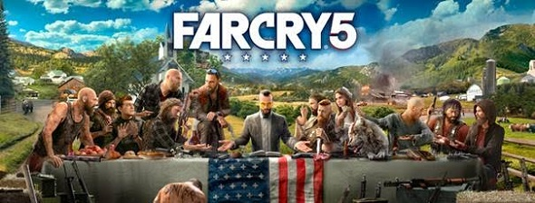 Far Cry 5 – Now Available!