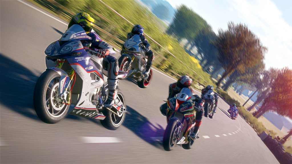 TT isle of man ride on the edge review 2