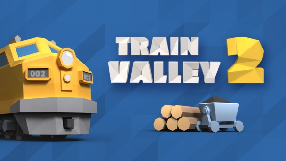 Train Valley is back with Train Valley 2 now in early access!