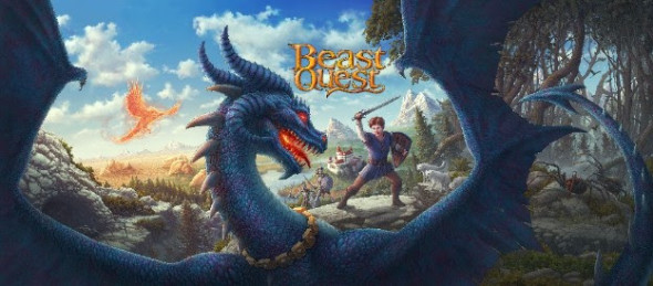 Beast Quest: from books to your screen – Part 2