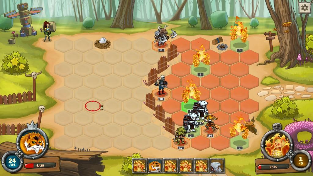 beasts battle 2 - 4