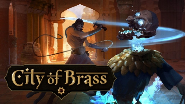 Lash-and-slash through legions of the undead in City of Brass!