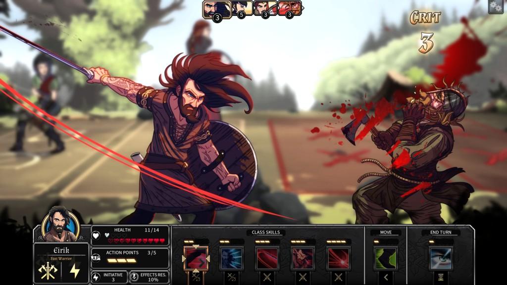 Dead in Vinland - screen 3