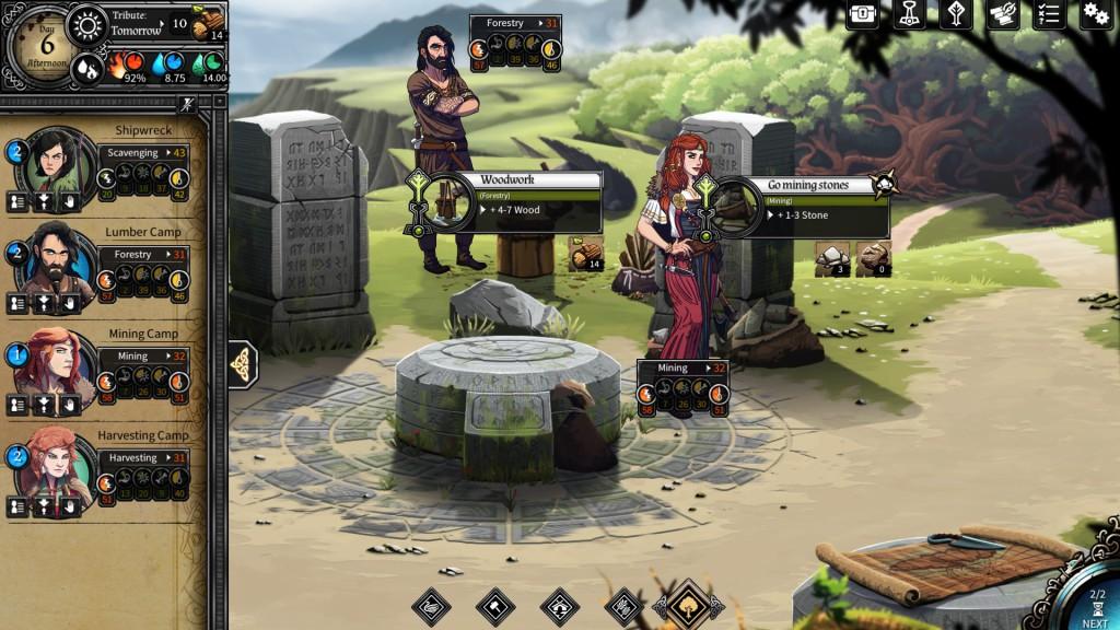 Dead in Vinland - screen 4