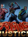 Raging Justice – Released Today!