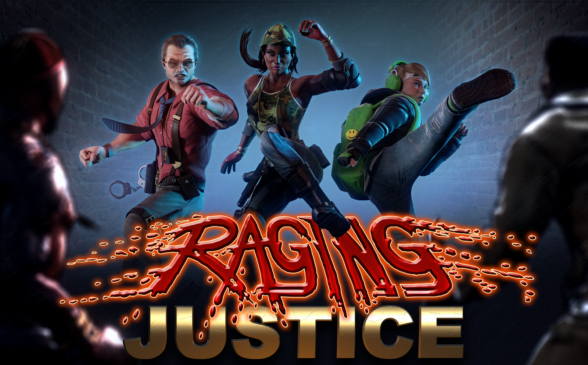 Release details of Raging Justice announced
