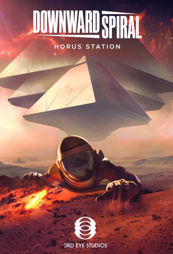 Creepy Horus Station vessel looking for brave explorers…