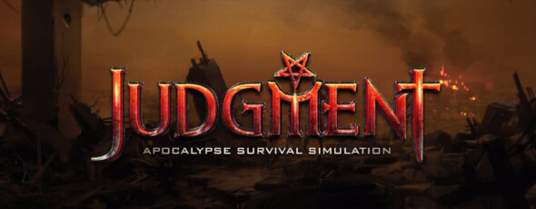 Judgment: the apocalypse now has a release date