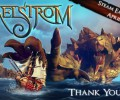 Monstrous Naval Combat unleashed with Maelstrom!