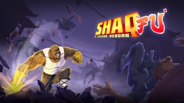 Shaq Fu: A Legend Reborn release date unveiled