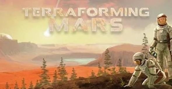 Terraforming Mars makes the jump to the digital world!