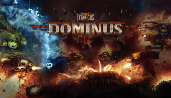 Launch date and price announced for Adeptus Titanicus: Dominus