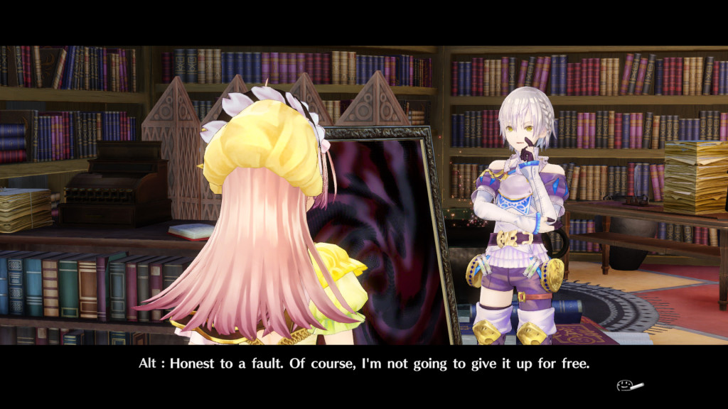 Atelier Lydie and Suelle The Alchemists and the Mysterious Paintings (2)