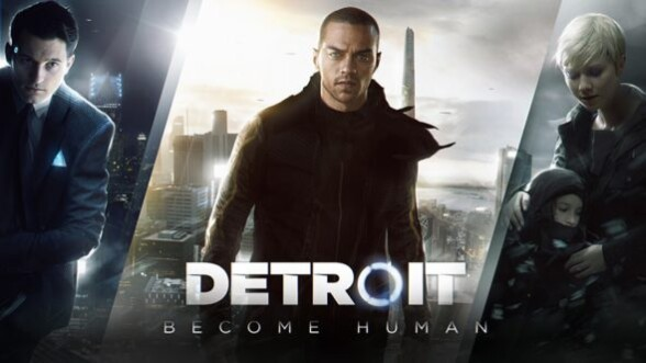 Detroit: Become Human, coming this Friday