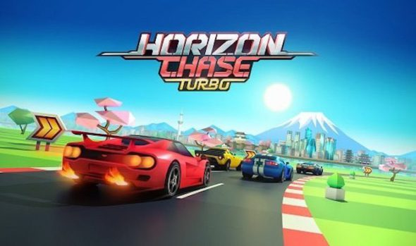 Horizon Chase Turbo demo available early!