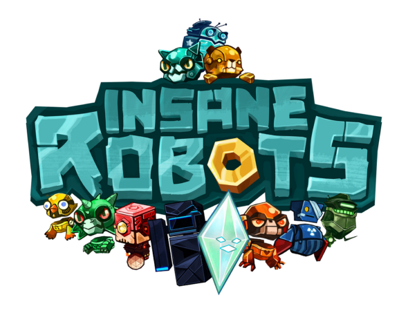 Insane Robots will launch on July 10th !