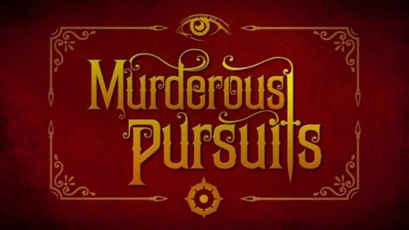 Murderous Pursuits free monthly updates and more