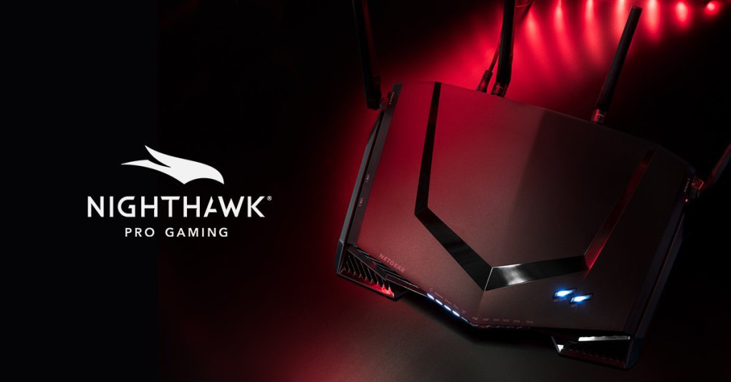 Nighthwk pro gaming logo with XR500