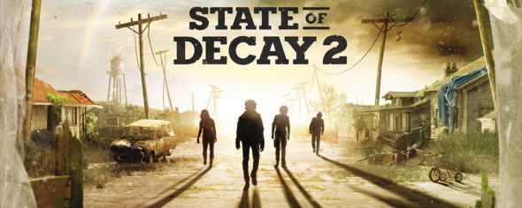 State Of Decay 2 has been released today!