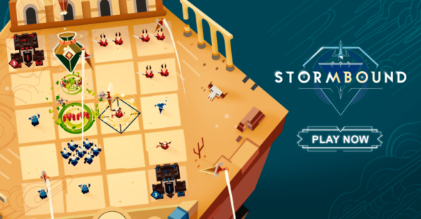 Stormbound is now available on Steam and Kongregate!