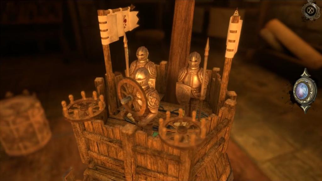 The House of Da Vinci - screen 1
