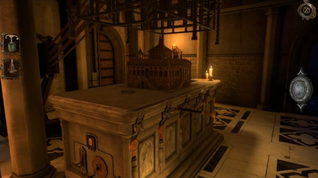 The House of Da Vinci - screen 3