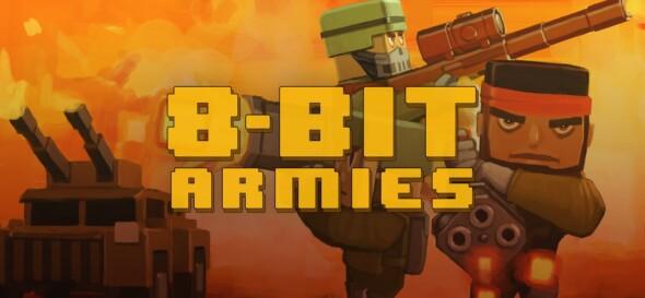 8-Bit Armies console release trailer