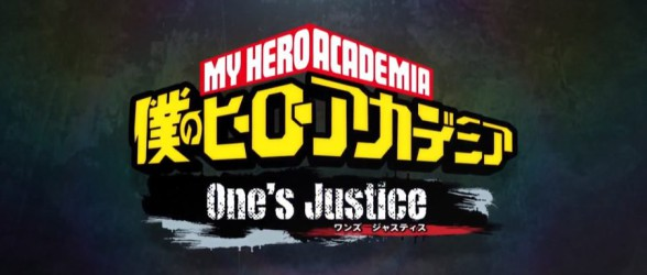 New characters for My Hero: One's Justice