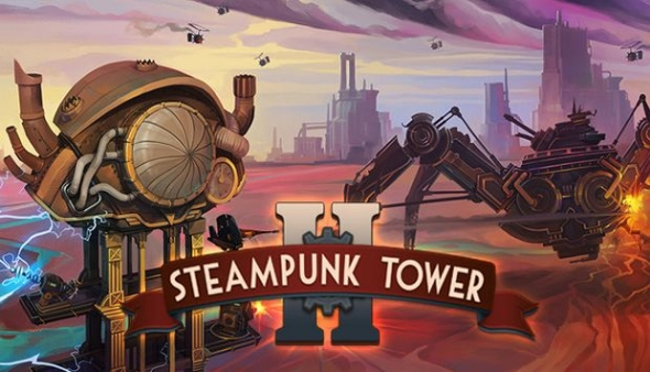 steampunk tower 2 feature