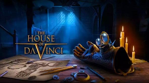 the house of da vinci logo