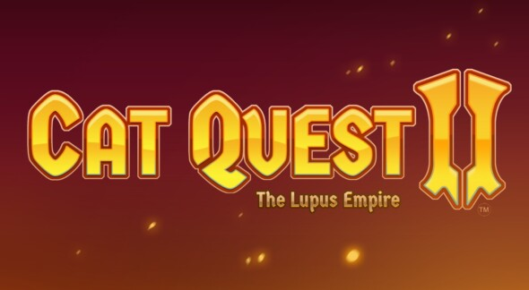 CAT QUEST II revealed! – In 2019 two rivals will join paws in a quest for peace