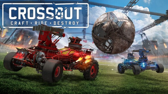Crossout – The Wastelands first Football Championship