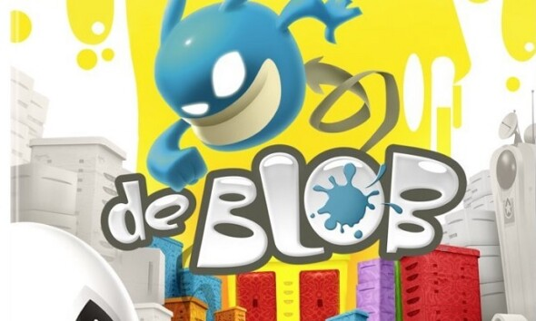 Release date of deBlob for Nintendo Switch revealed