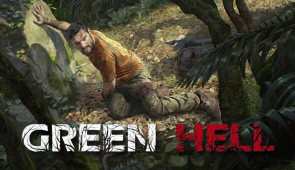 Green Hell available now on Steam Early Access
