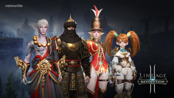 Magnadin update for Lineage 2: Revolution is now online