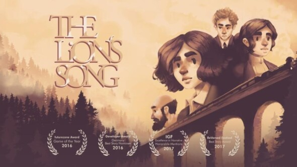 The Lion's Song is coming to Nintendo Switch on July 10!